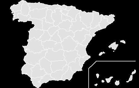mapa desguaces localización
